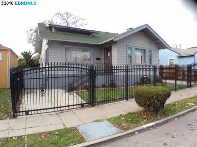 2611 Frazier Ave, Oakland, CA