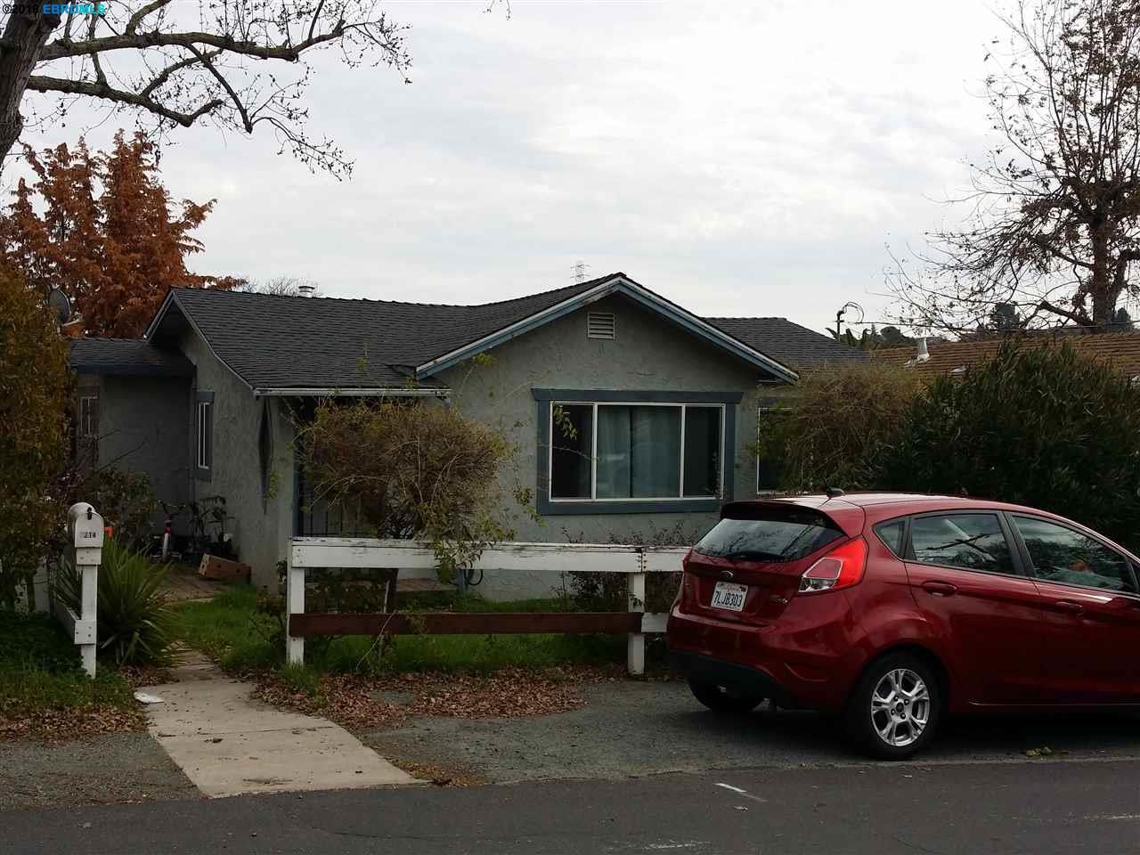 1214 Delacy Ave, Martinez, CA