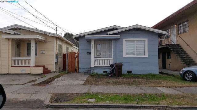 1810 Chanslor Ave, Richmond, CA