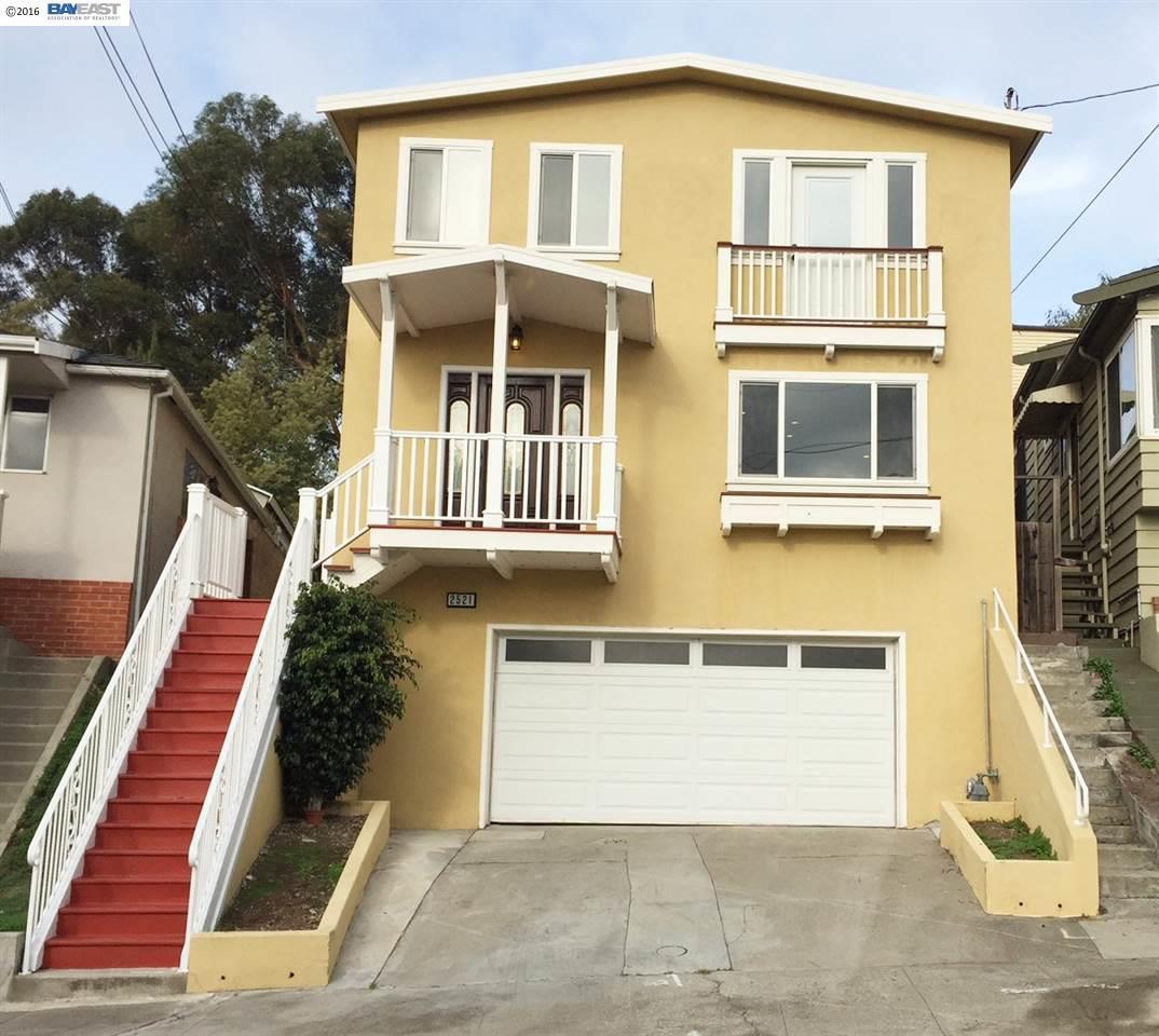 2521 Oliver Ave, Oakland, CA