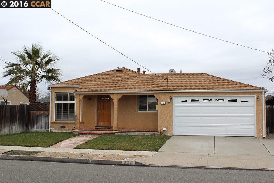 334 Barbara Ct, Hayward, CA