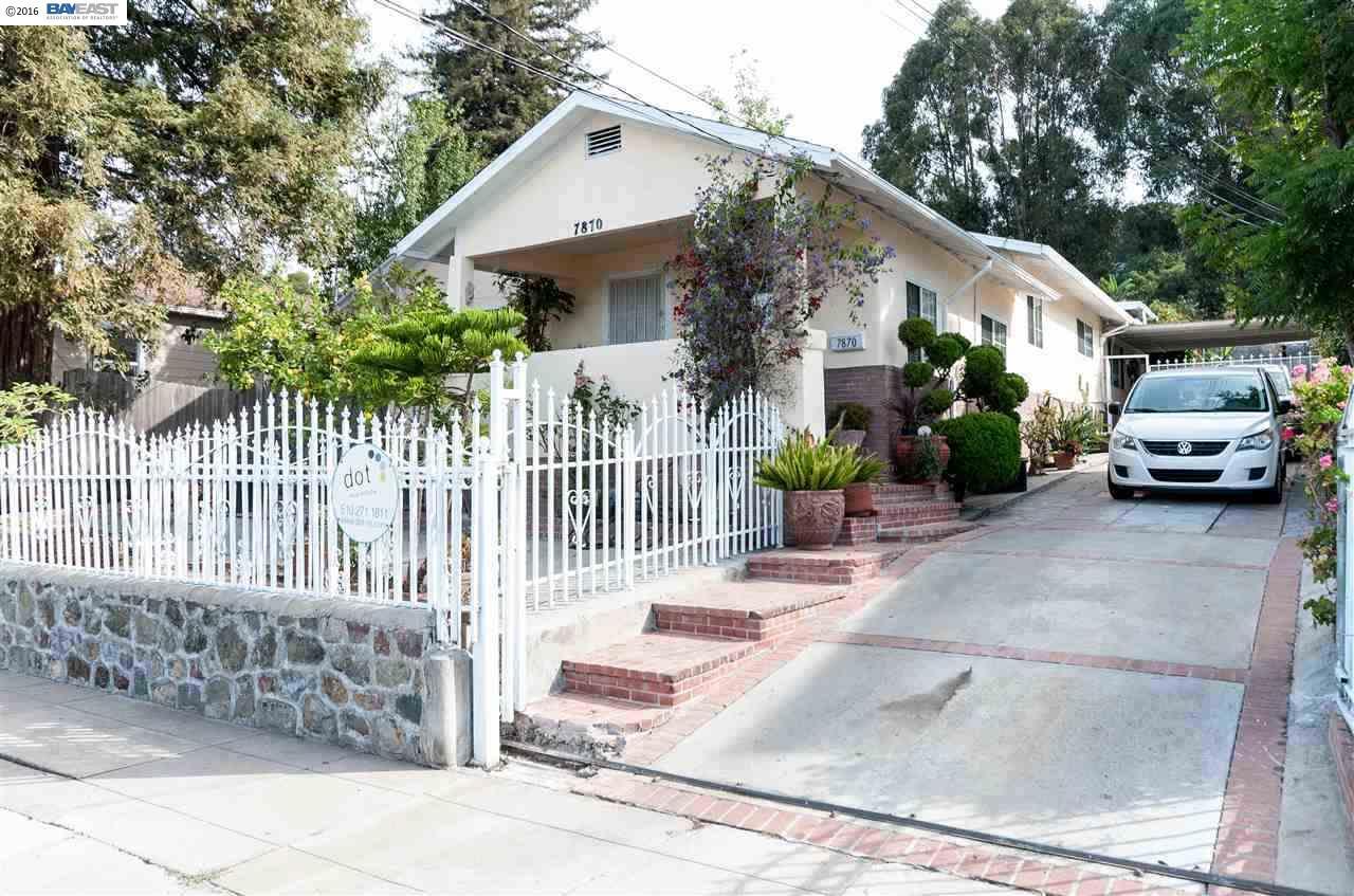 7870 Ney Ave, Oakland, CA