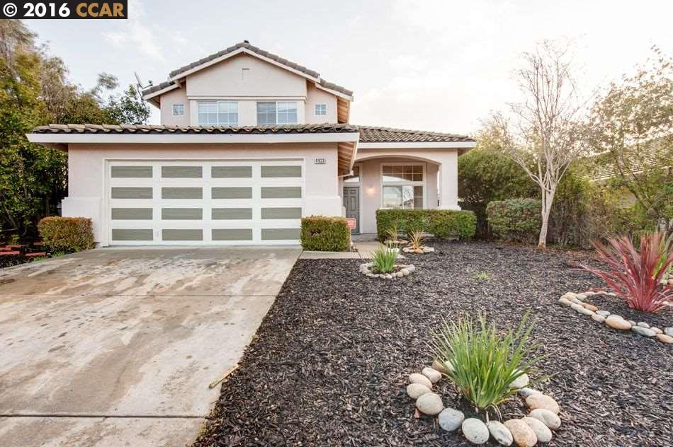 4933 Spur Way, Antioch, CA