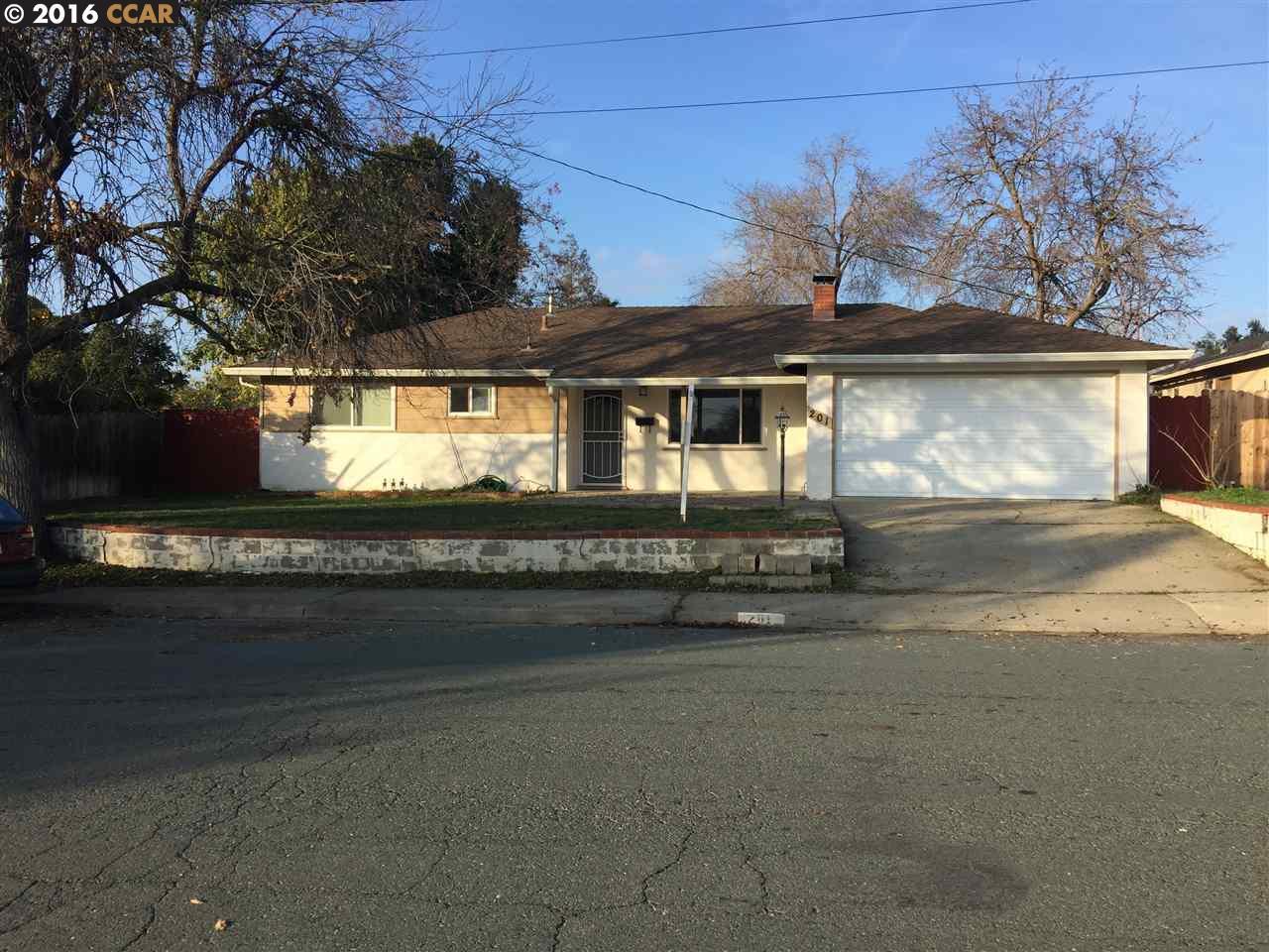 201 Bart Ave, Antioch, CA