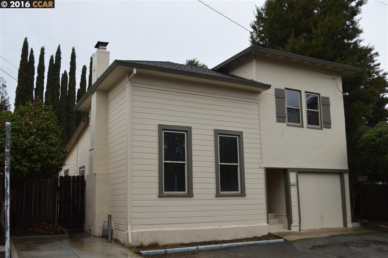 1351 Delacy, Martinez, CA