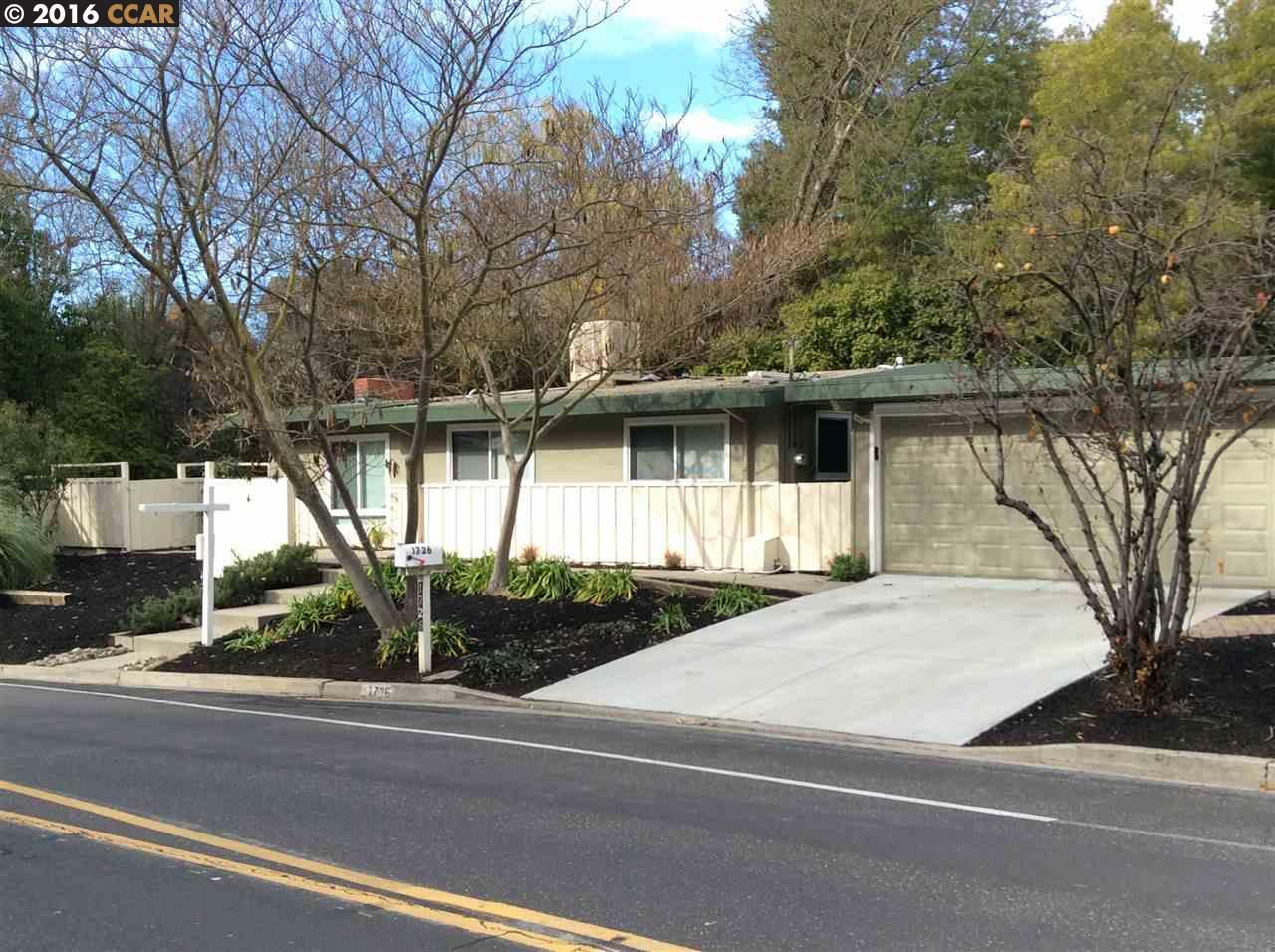1726 Springbrook Rd, Lafayette, CA