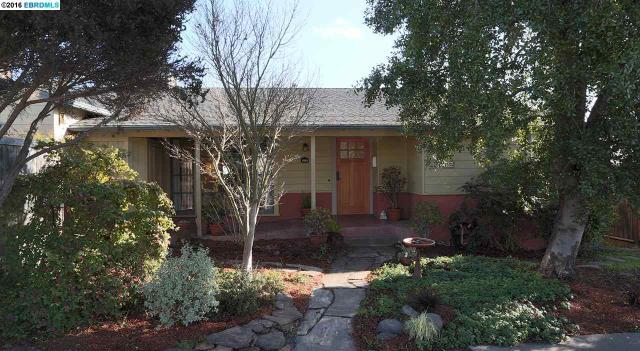 1535 Juanita Way, Berkeley CA 94702