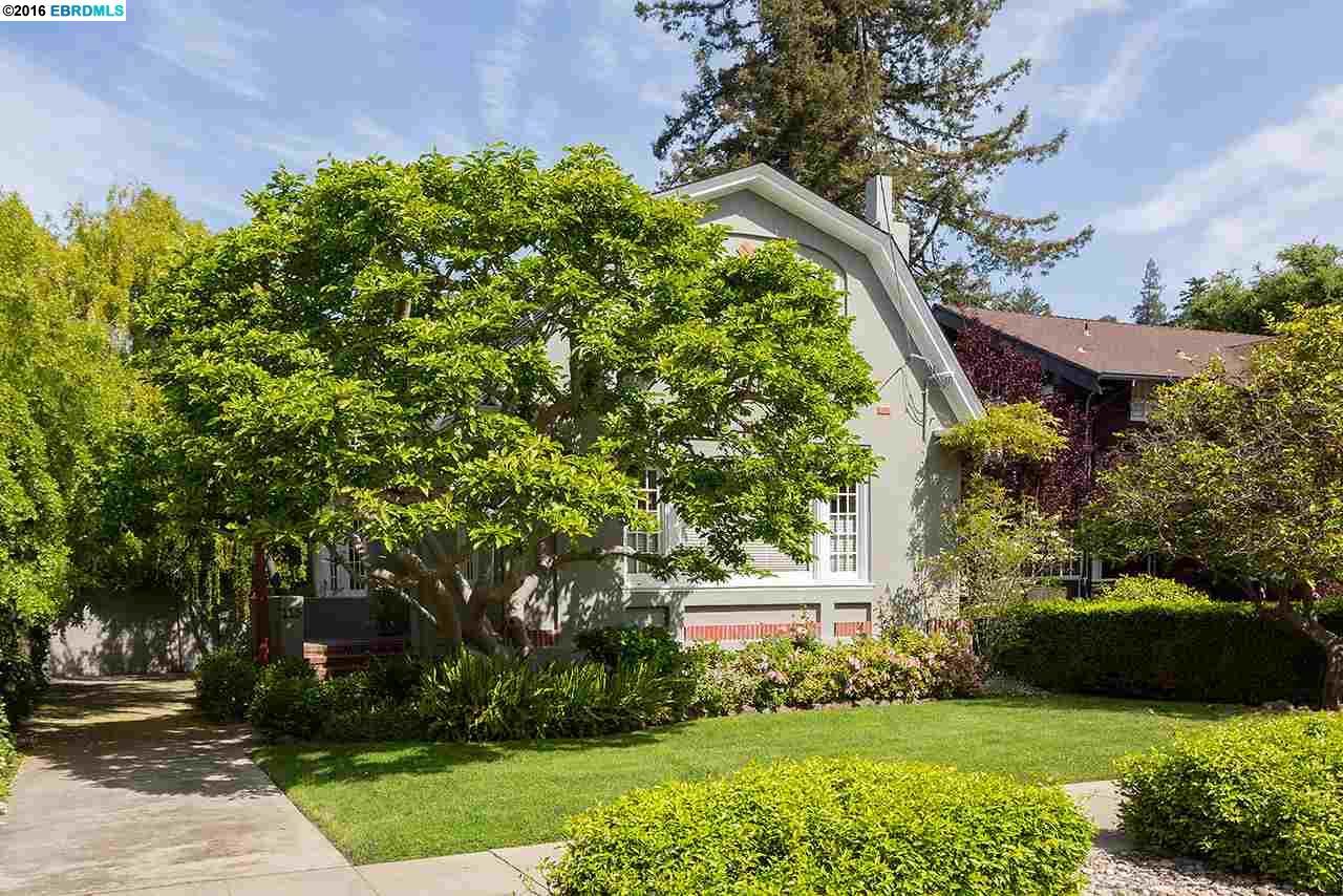 115 Parkside Dr, Berkeley, CA