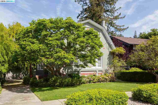 115 Parkside Dr, Berkeley CA 94705