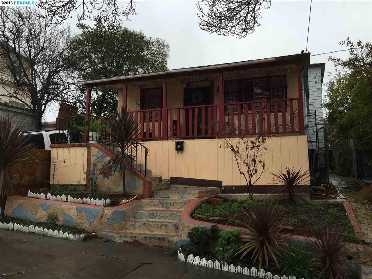 4541 Thompson St, Oakland, CA