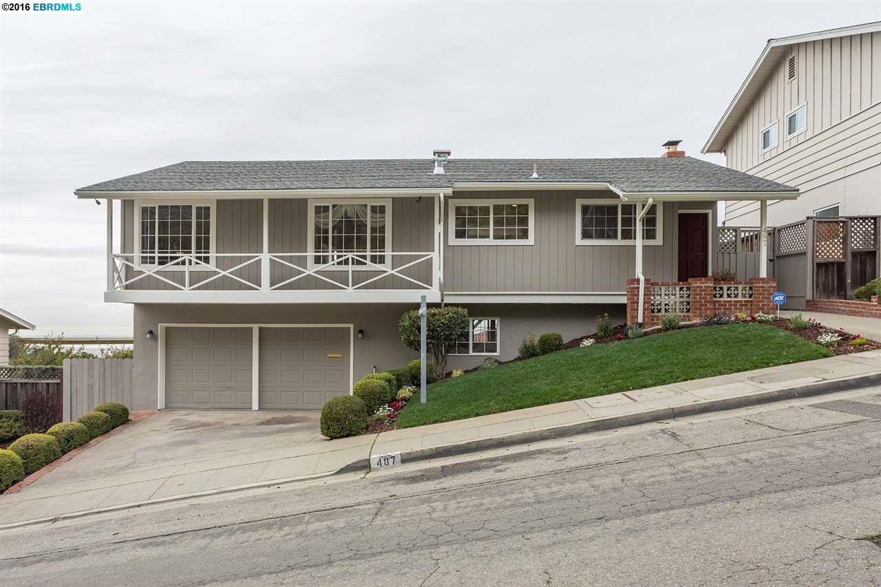 487 Crestmont, Oakland, CA