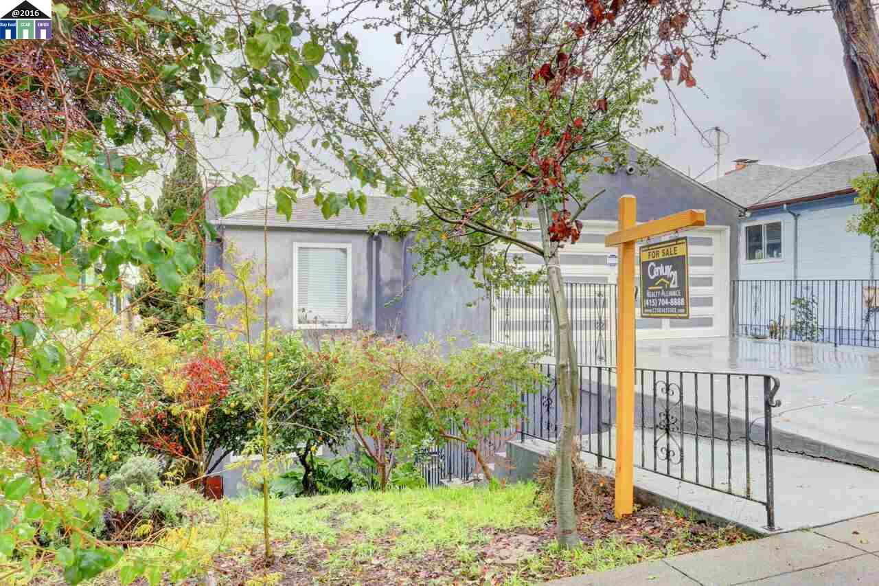 6315 Buena Ventura, Oakland, CA