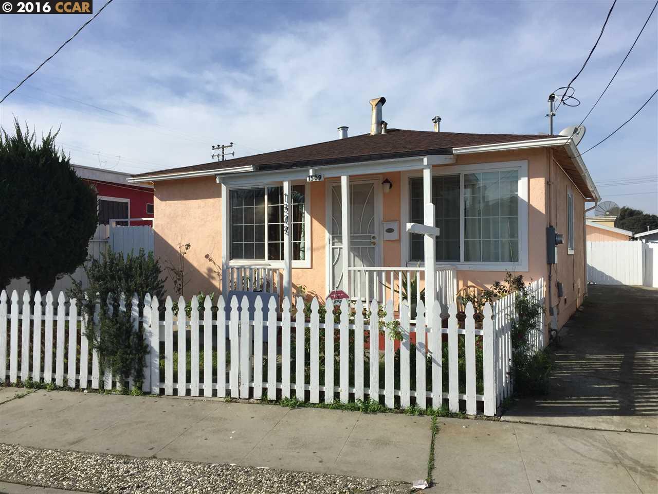 1509 Hayes St, San Pablo, CA