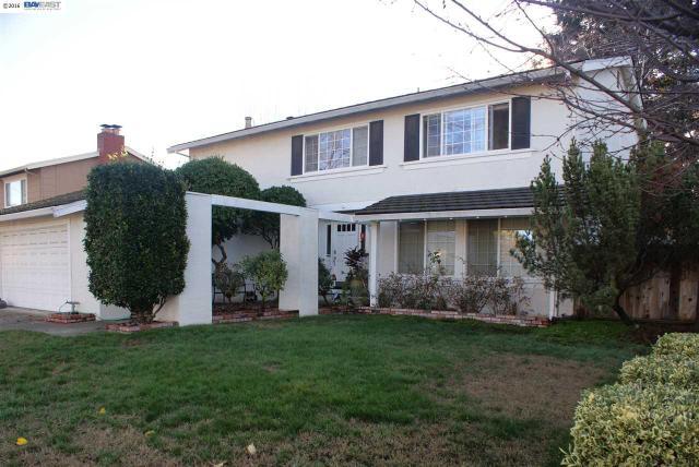 6436 Paseo Santa Cruz, Pleasanton CA 94566