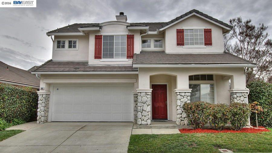 909 Gurnard Ter, Fremont, CA