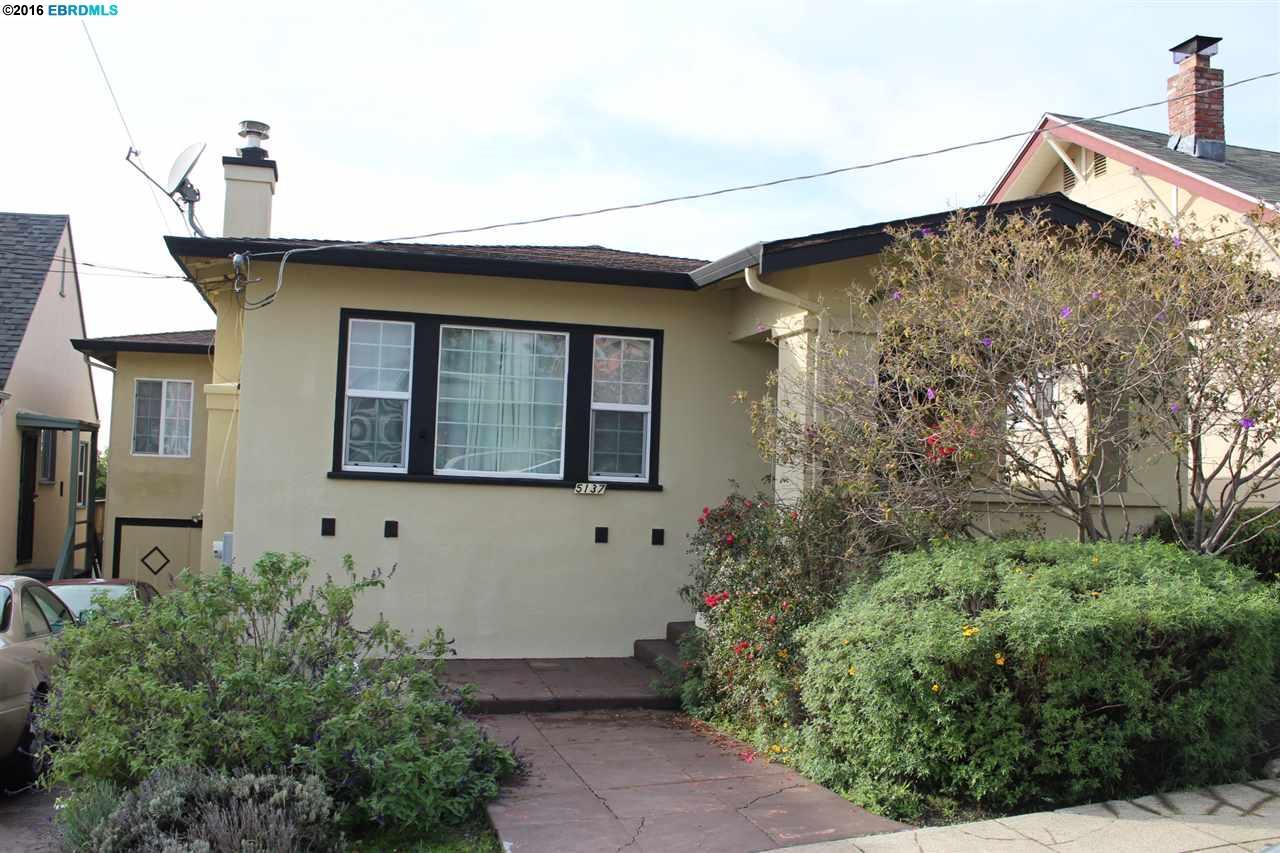 5137 Fairfax Ave, Oakland, CA