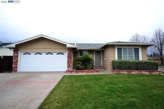 4011 Crest Ct, Pleasanton CA 94588