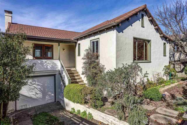 600 Cragmont Ave, Berkeley CA 94708