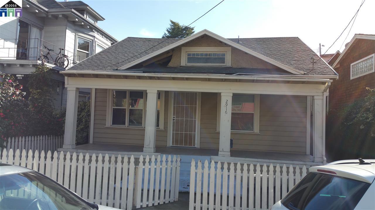 2916 Harrison St, Oakland, CA