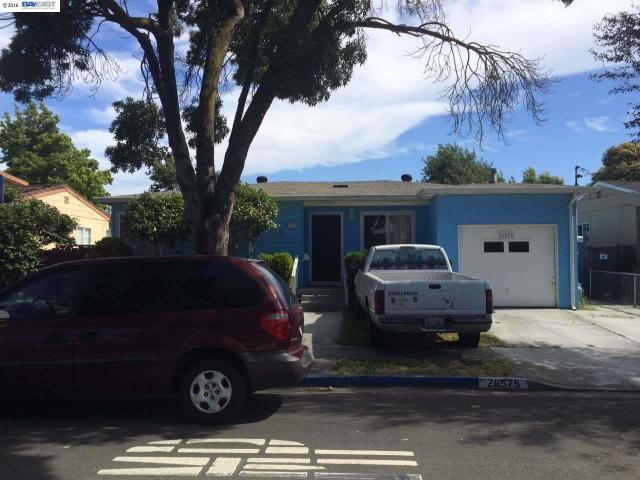 26575 Flamingo Ave, Hayward CA 94544