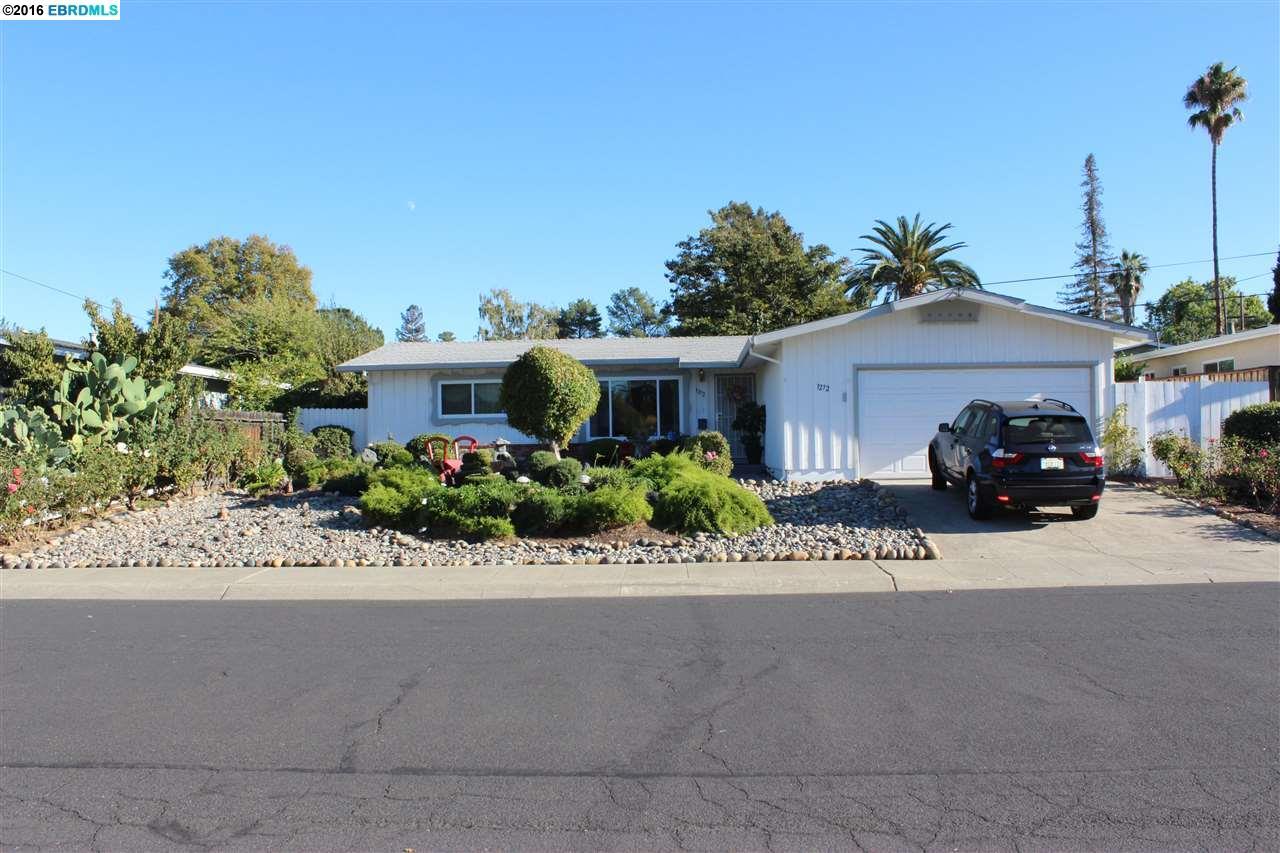 1272 Plumleigh Ln, Concord, CA