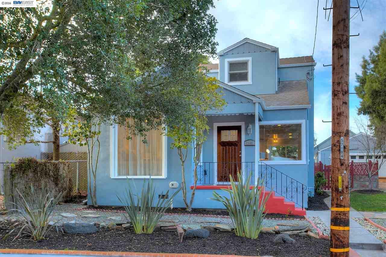 6601 Mokelumne Ave, Oakland, CA
