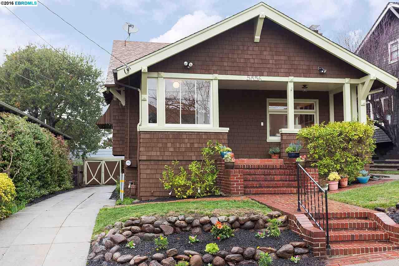 5856 Ocean View Dr, Oakland, CA
