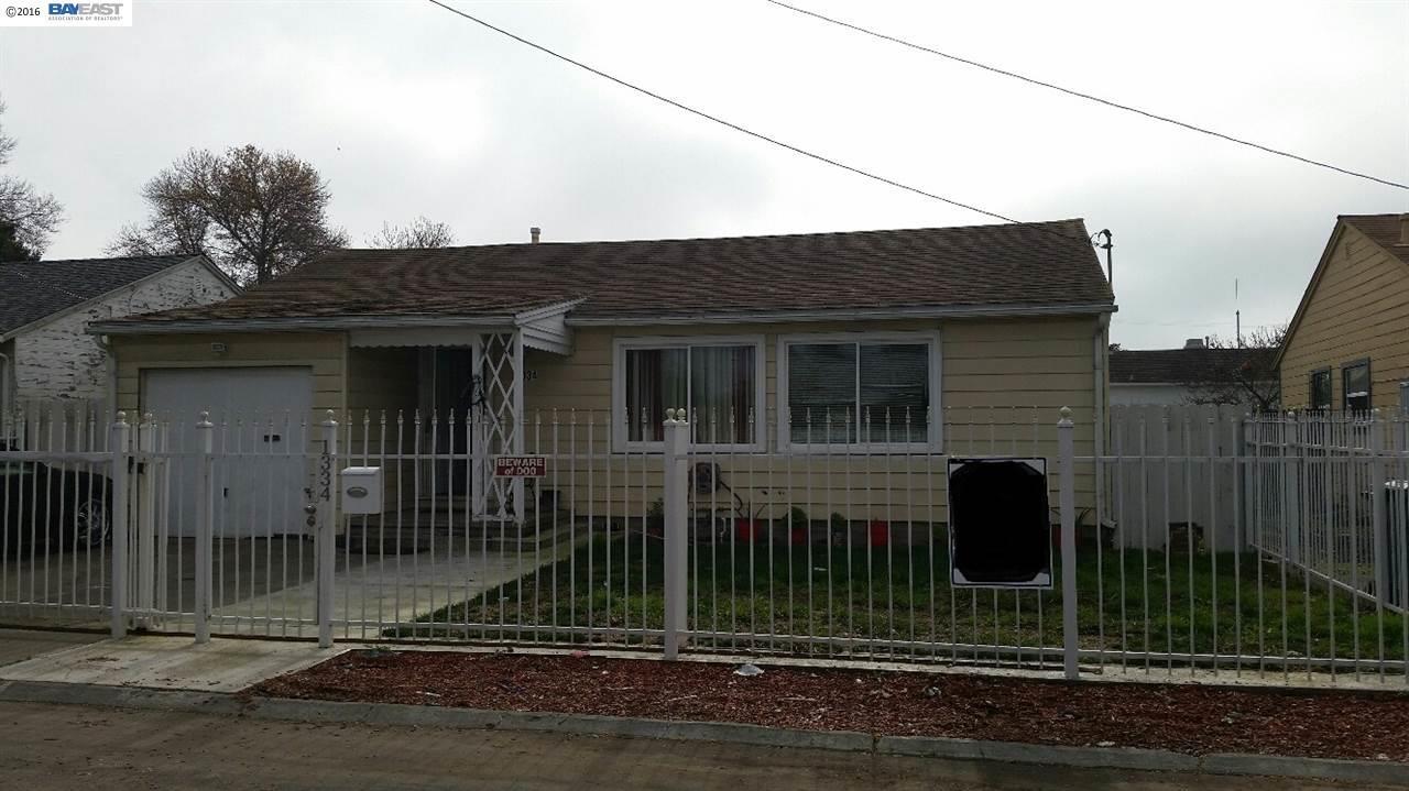 1334 Manor Dr, San Pablo, CA