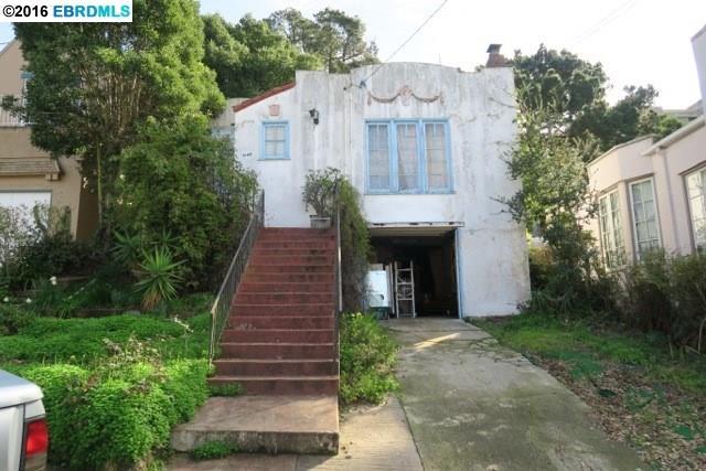 1249 Bates Rd, Oakland, CA
