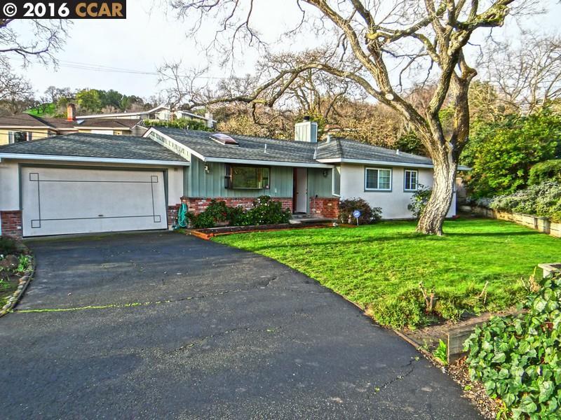 2225 Overlook Dr, Walnut Creek, CA