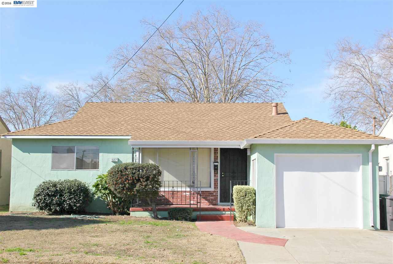 16821 Daryl Ave, San Lorenzo, CA