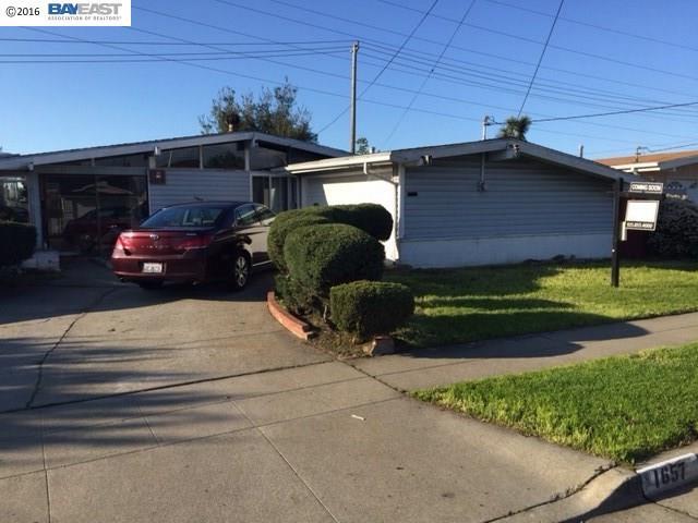 1657 Southgate St, Hayward, CA