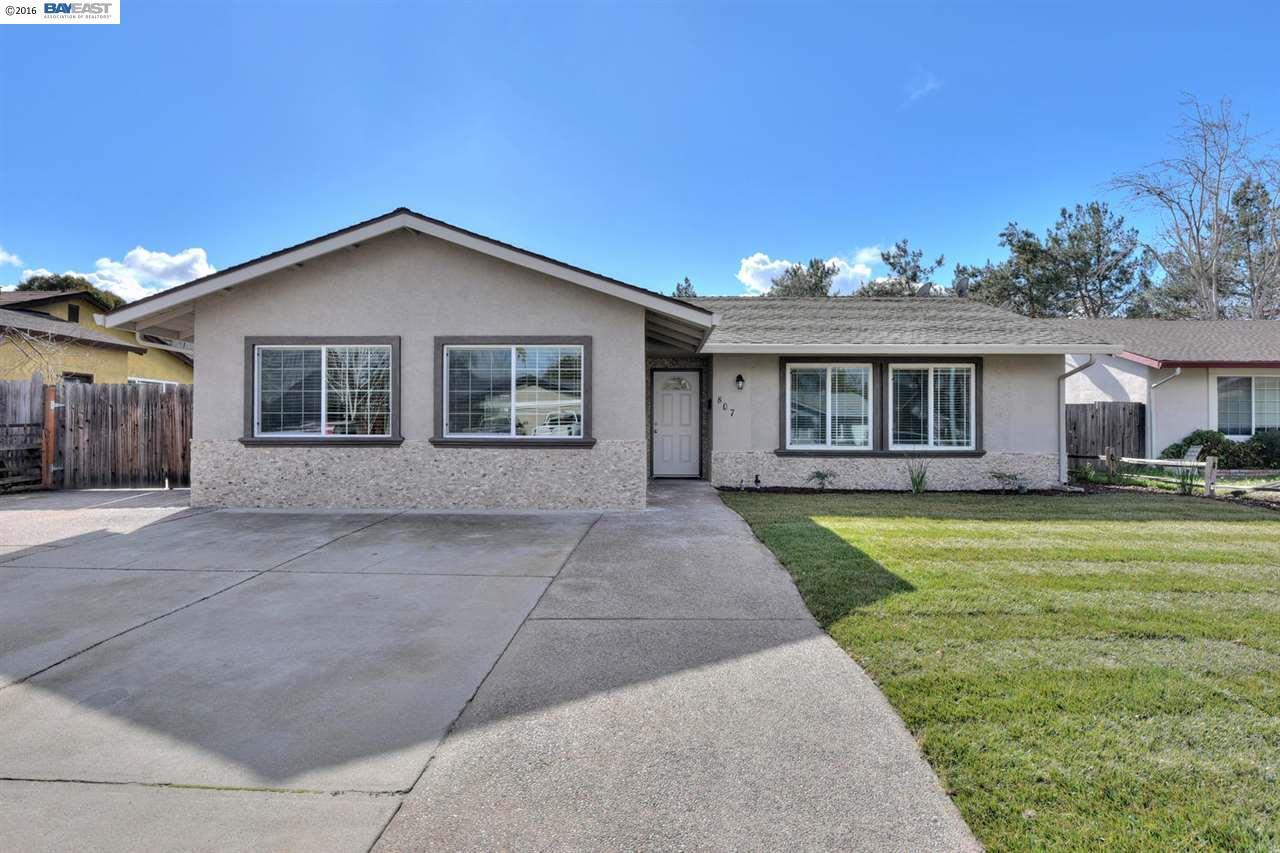 807 Del Norte Dr, Livermore, CA