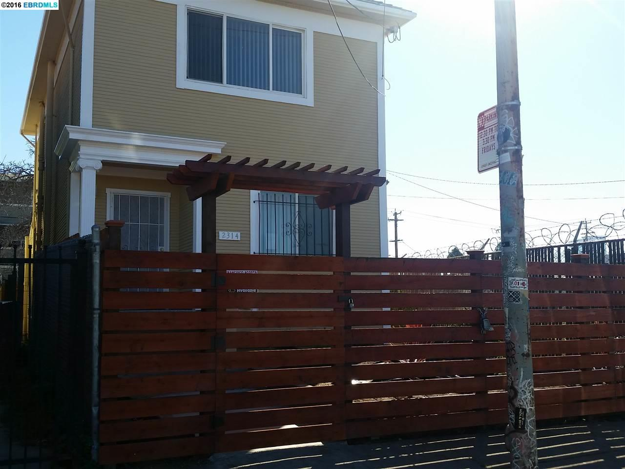 2314 Myrtle St, Oakland, CA