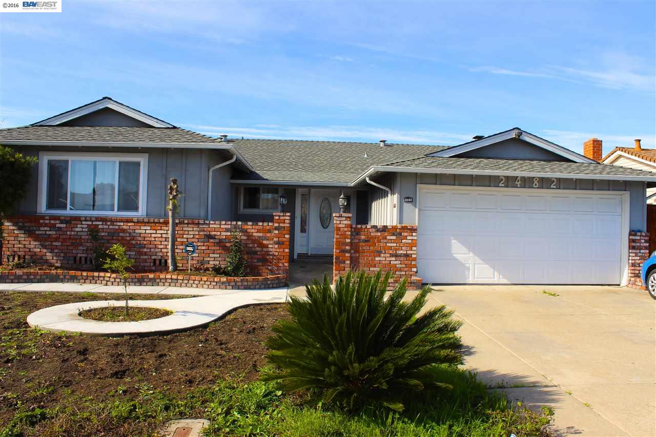 2482 Shield Dr, Union City, CA