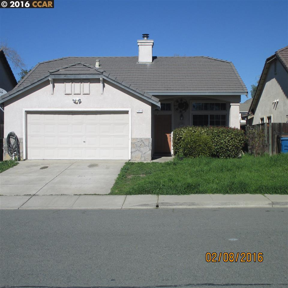 5313 Fairside Way, Antioch, CA
