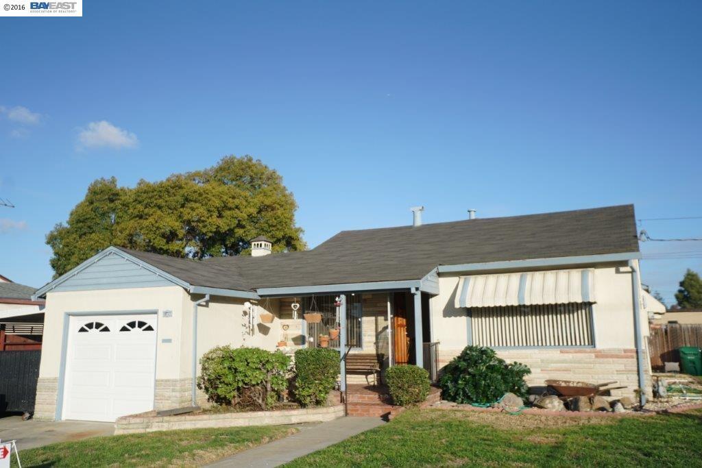15898 Vassar Ave, San Lorenzo, CA