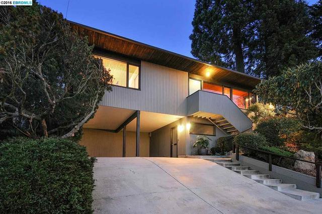 1081 Creston Rd, Berkeley CA 94708