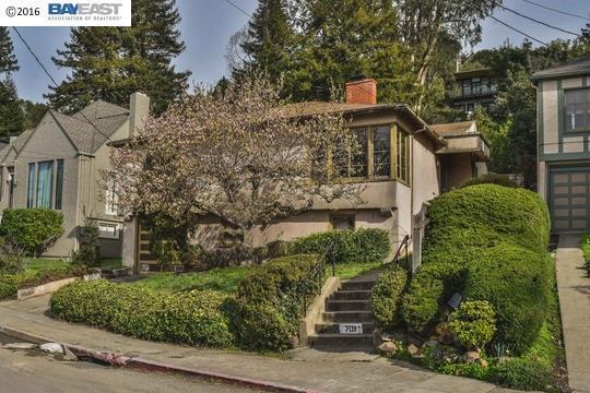 701 Cragmont Ave, Berkeley CA 94708