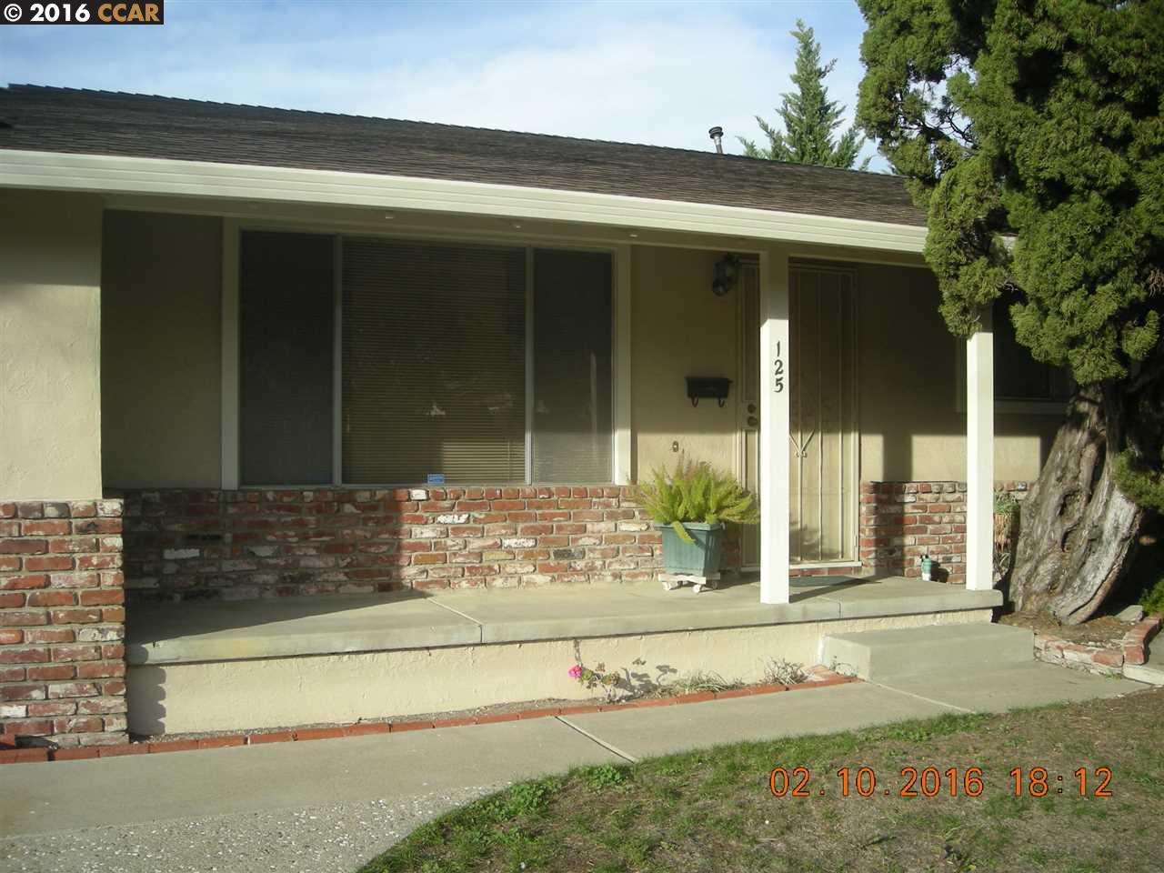 125 Ridgerock Dr, Antioch, CA