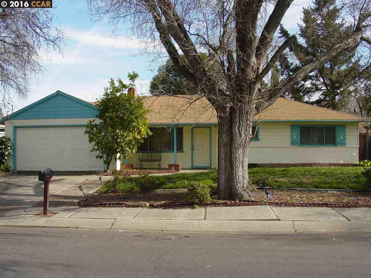 2089 Ramona Dr, Pleasant Hill, CA