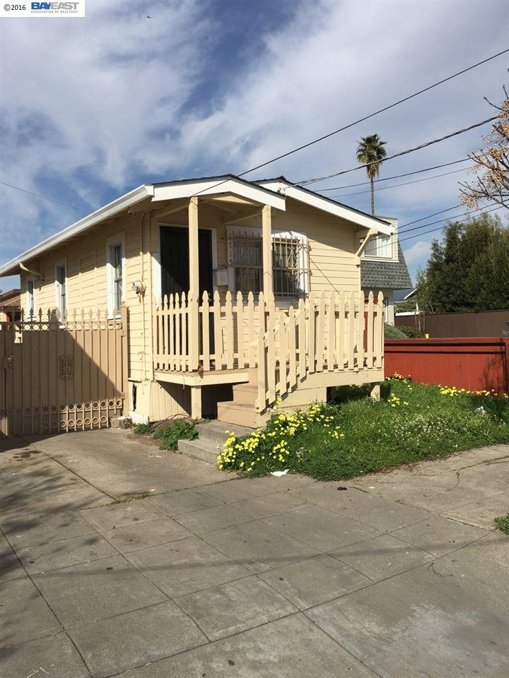 1715 62nd Ave, Oakland, CA