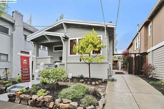 470 61st St, Oakland, CA 94609