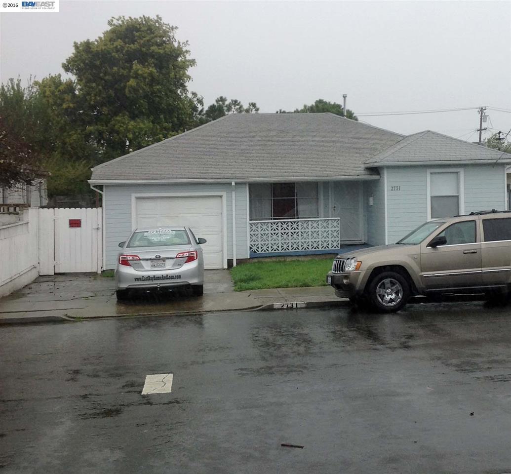 2731 21st St, San Pablo, CA