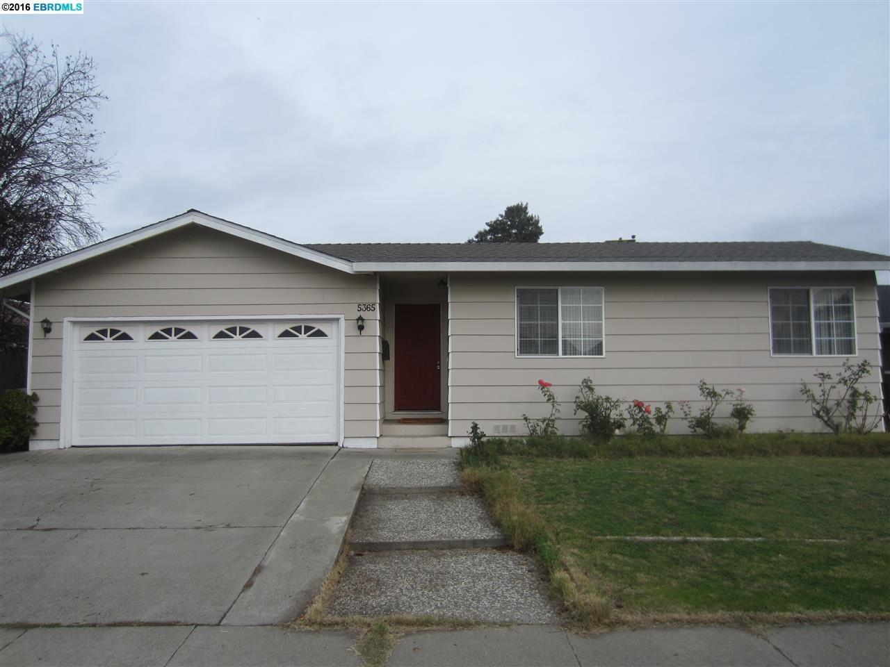5365 Tanglewood Park Dr, Fremont, CA