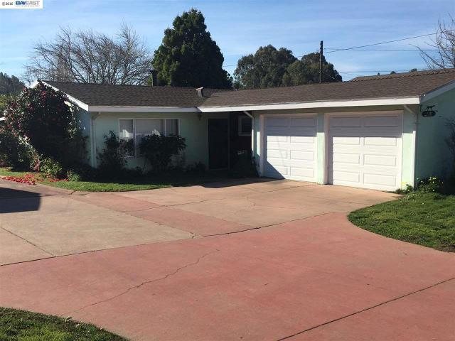 2713 Kelly St, Hayward, CA