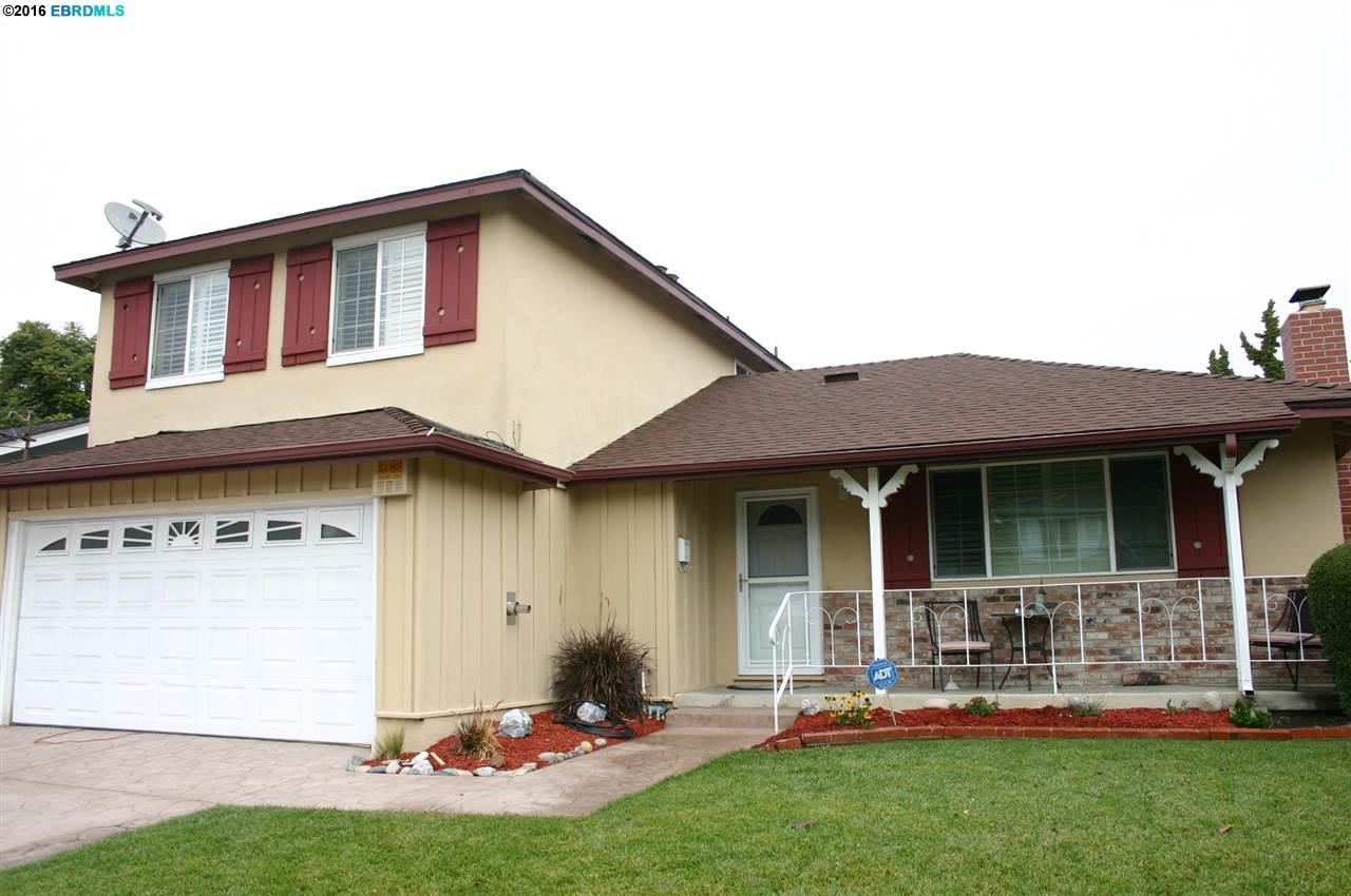 251 Louette Ct, Hayward, CA