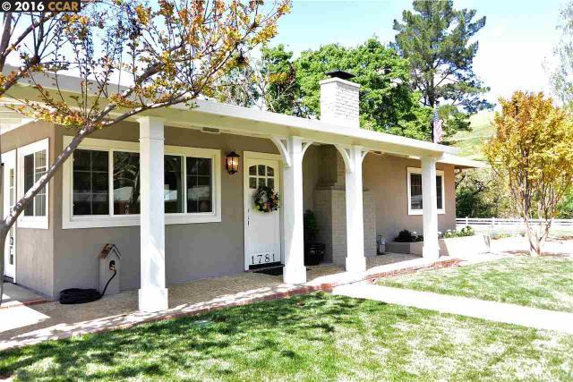 1781 Franklin Canyon Rd, Martinez, CA