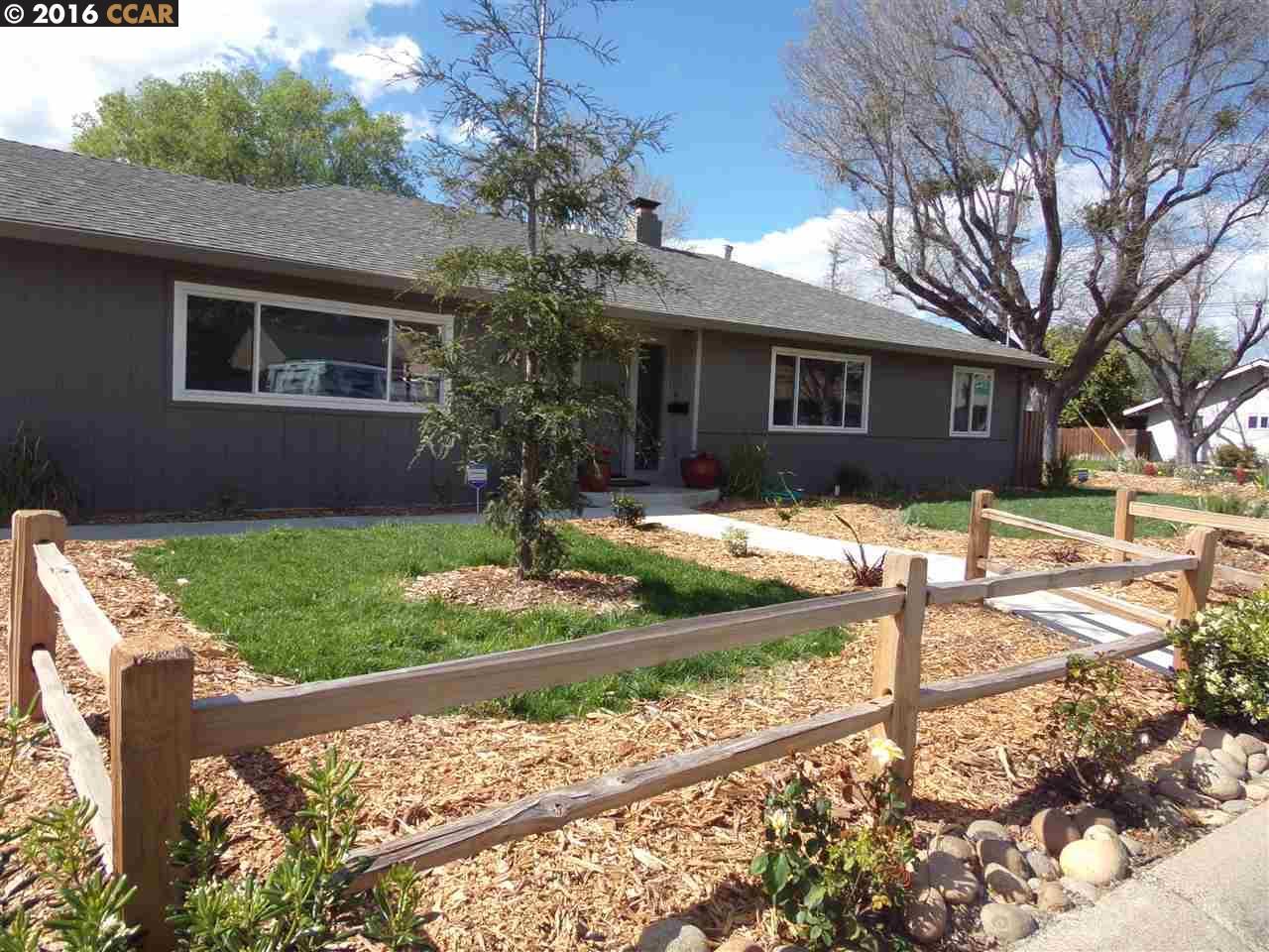 1455 Barbis Way, Concord, CA