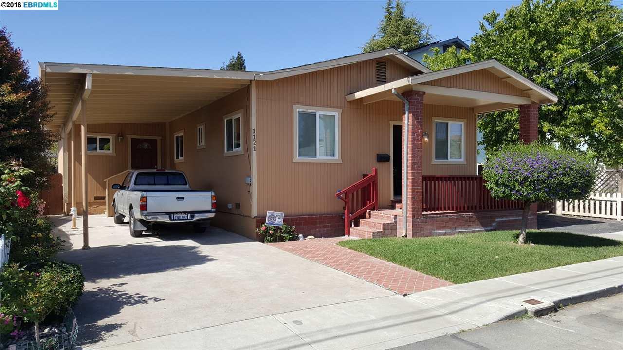 1121 Shell Ave, Martinez, CA